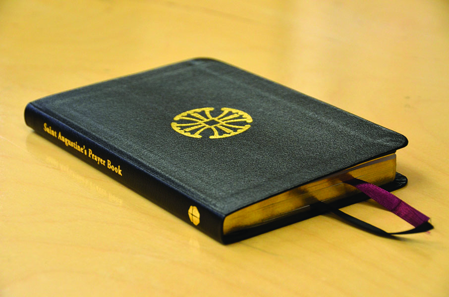 Saint Augustines Prayer Book Leatherbound Forward Movement