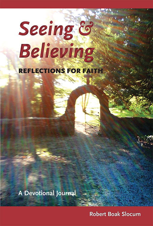 Seeing & Believing: Reflections for Faith