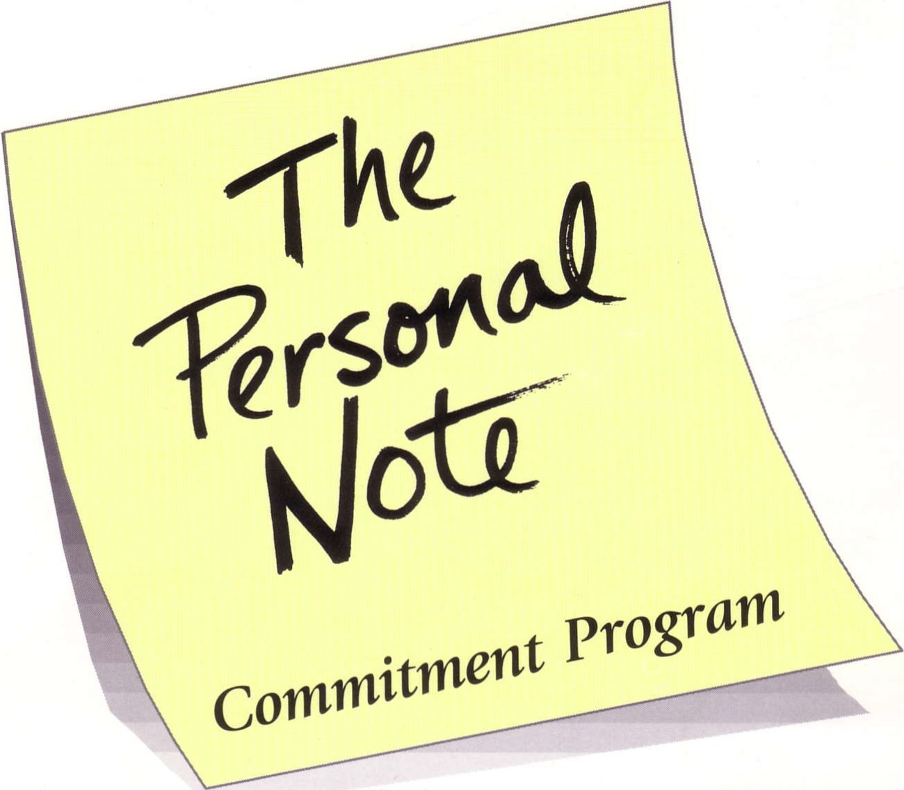 The Personal Note Commitment Program
