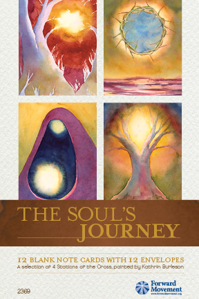 Soul's Journey Note Cards