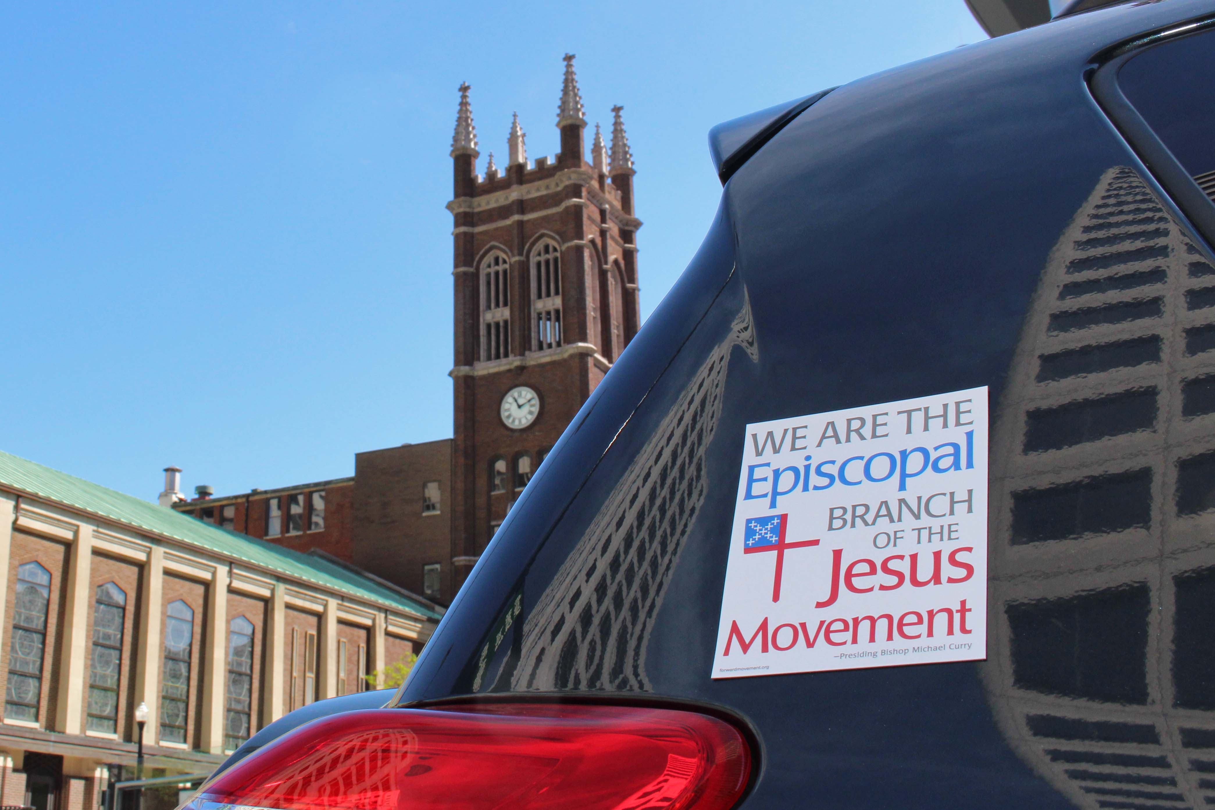 We Are The Episcopal Branch Of The Jesus Movement