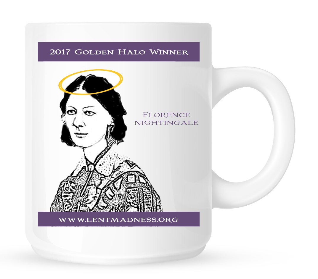 2017 Golden Halo Winner Mug