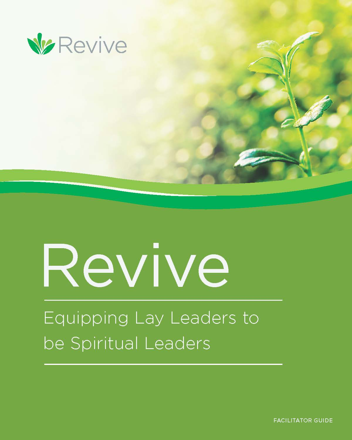 Revive - Small-group discipleship program