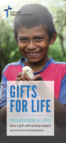 Gifts for Life Advent Brochure