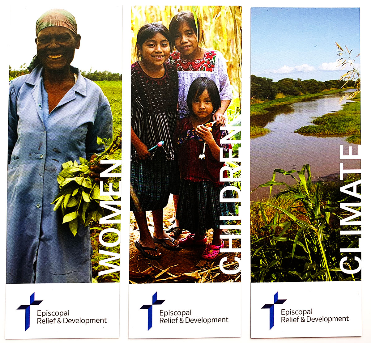Episcopal Relief & Development Bookmark