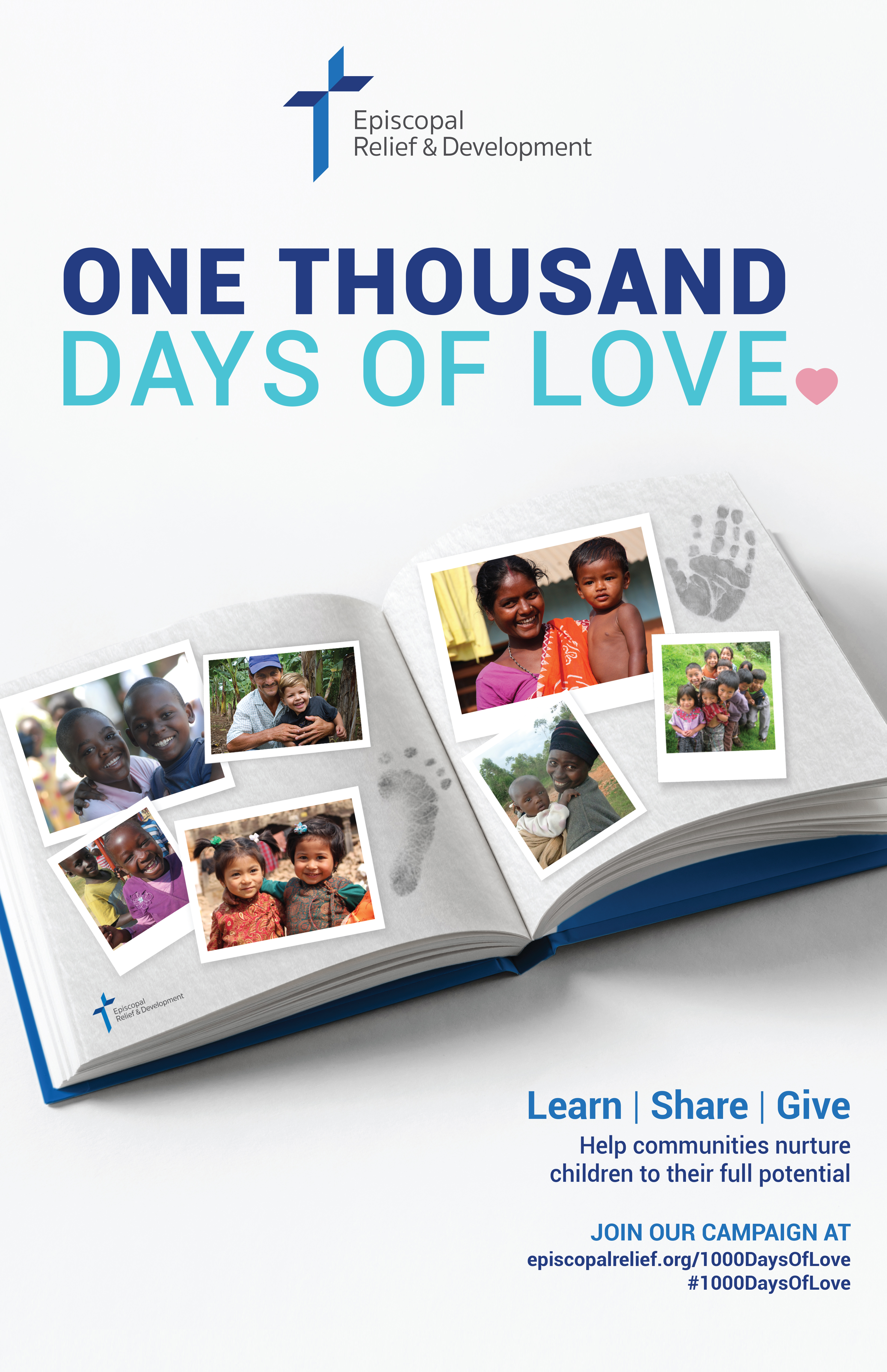 One Thousand Days of Love Poster