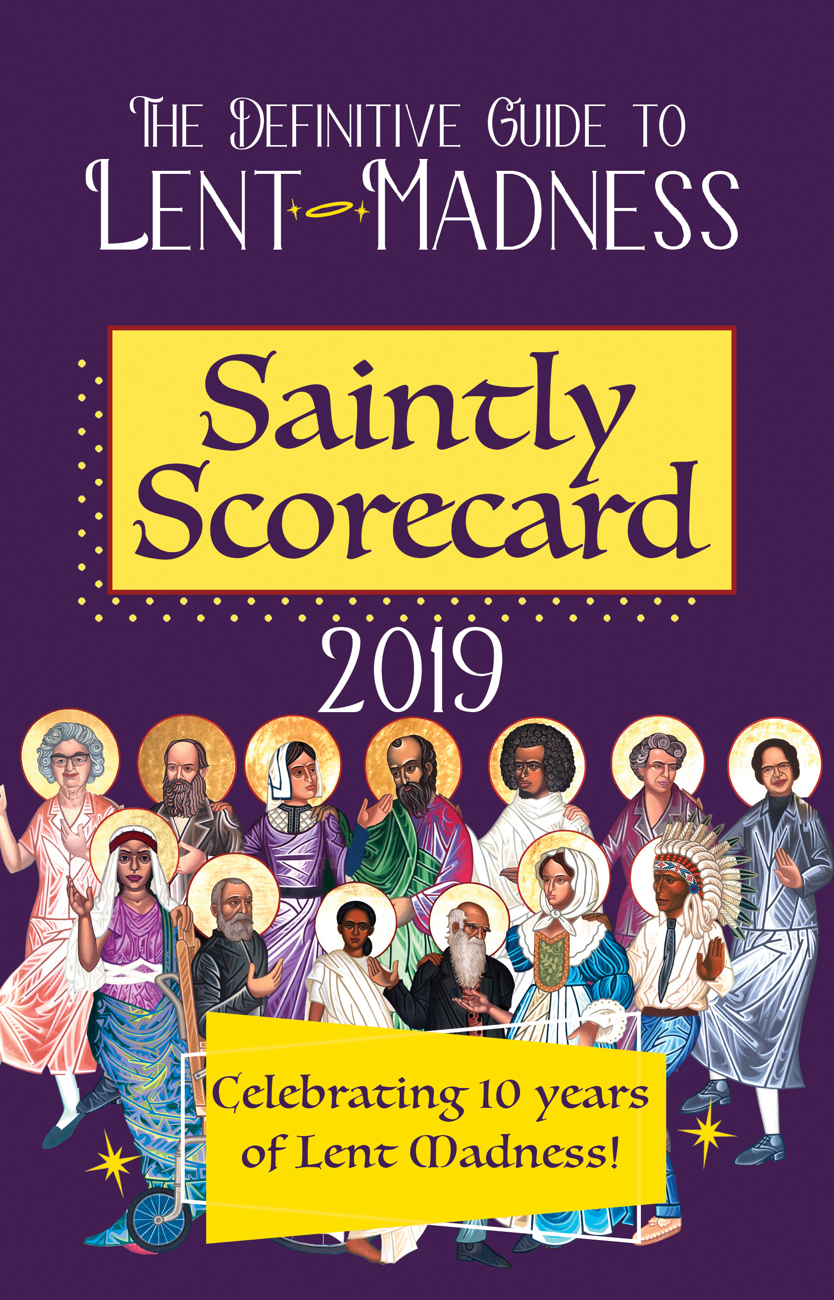 2019 Saintly Scorecard