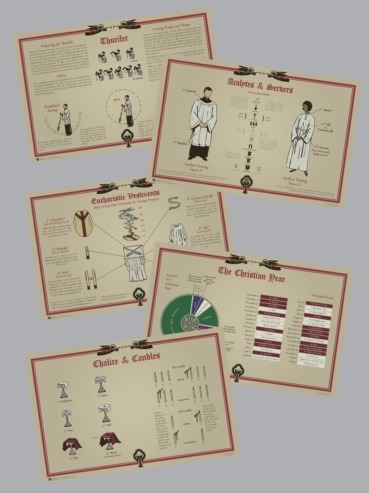Sacristy Infographic—Discipleship Bundle