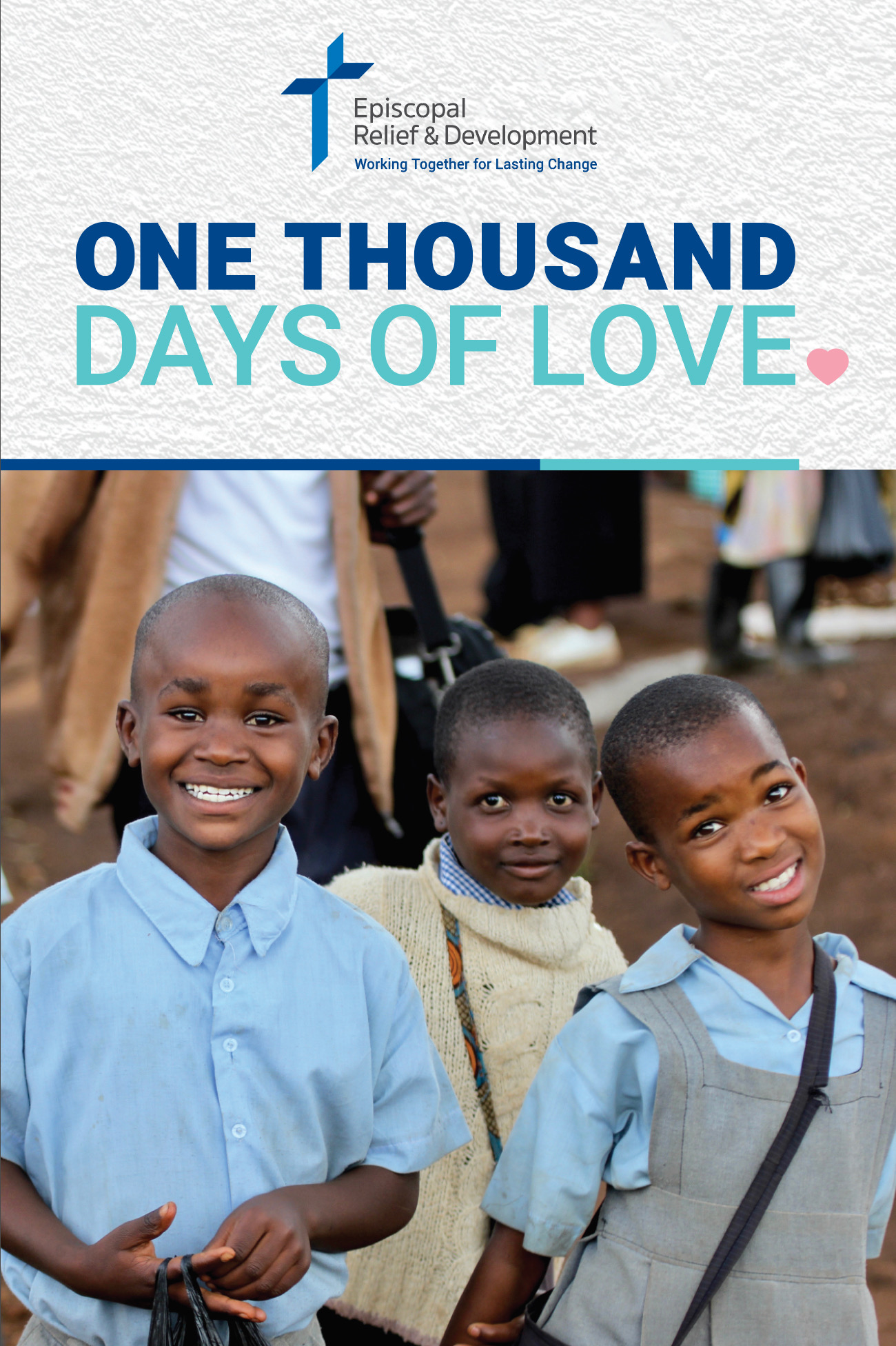 One Thousand Days of Love Campaign Brochure 2020