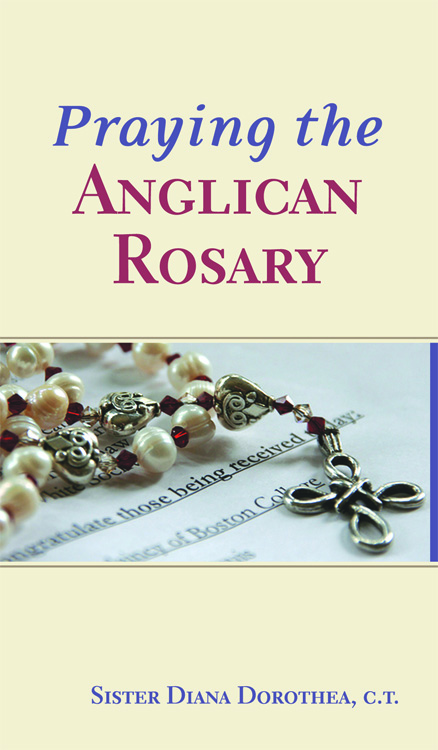 Praying the Anglican Rosary
